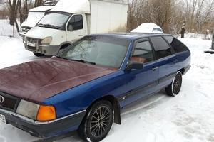 Автомобиль Audi 100, хорошее состояние, 1987 года выпуска, цена 35 000 руб., Дмитров