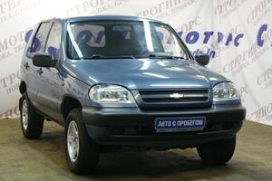 Авто Chevrolet Niva, 2009 года выпуска, цена 239 000 руб., Москва