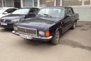 Автомобиль ГАЗ 3102 Волга, отличное состояние, 2007 года выпуска, цена 90 000 руб., Москва