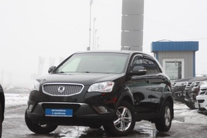 Авто SsangYong Actyon, 2013 года выпуска, цена 675 000 руб., Санкт-Петербург