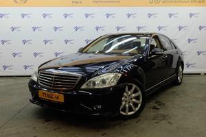 Авто Mercedes-Benz S-Класс, 2007 года выпуска, цена 750 000 руб., Москва