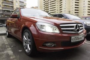 Подержанный автомобиль Mercedes-Benz C-Класс, отличное состояние, 2008 года выпуска, цена 680 000 руб., Долгопрудный