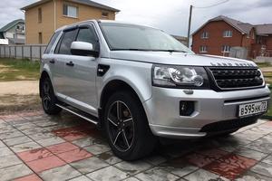 Автомобиль Land Rover Freelander, отличное состояние, 2013 года выпуска, цена 1 520 000 руб., Ульяновск