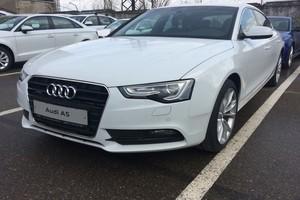 Новый автомобиль Audi A5, 2016 года выпуска, цена 2 755 606 руб., Новороссийск