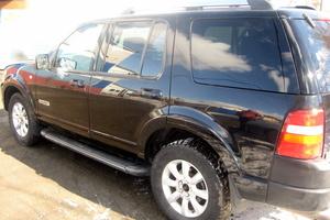 Подержанный автомобиль Ford Explorer, отличное состояние, 2007 года выпуска, цена 710 000 руб., Челябинск