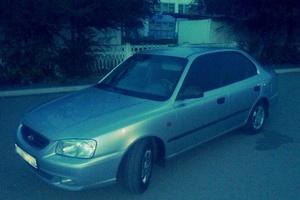Автомобиль Hyundai Accent, отличное состояние, 2008 года выпуска, цена 250 000 руб., Магнитогорск