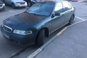 Автомобиль Rover 400 Series, хорошее состояние, 1998 года выпуска, цена 80 000 руб., Москва