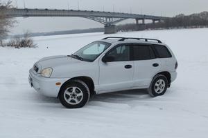 Автомобиль Hyundai Santa Fe, хорошее состояние, 2001 года выпуска, цена 290 000 руб., Коломна