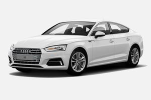 Новый автомобиль Audi A5, 2017 года выпуска, цена 3 556 114 руб., Новороссийск