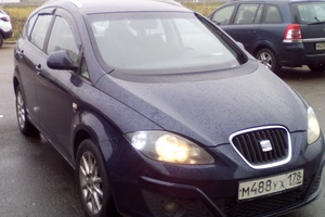 Автомобиль SEAT Altea, отличное состояние, 2009 года выпуска, цена 480 000 руб., Санкт-Петербург