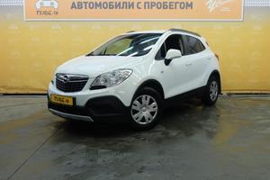 Авто Opel Mokka, 2014 года выпуска, цена 670 000 руб., Москва