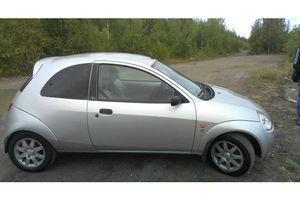 Автомобиль Ford Ka, хорошее состояние, 2001 года выпуска, цена 125 000 руб., Новосибирск