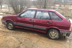 Автомобиль ВАЗ (Lada) 2114, среднее состояние, 2004 года выпуска, цена 60 000 руб., Смоленск
