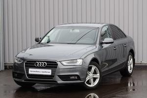 Подержанный автомобиль Audi A4, отличное состояние, 2014 года выпуска, цена 939 000 руб., Москва