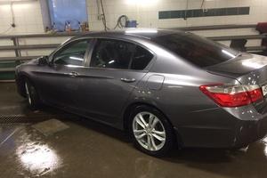 Автомобиль Honda Accord, отличное состояние, 2013 года выпуска, цена 1 160 000 руб., Казань