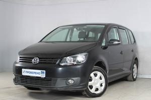 Авто Volkswagen Touran, 2011 года выпуска, цена 535 000 руб., Санкт-Петербург