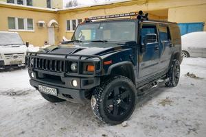 Автомобиль Hummer H2, отличное состояние, 2008 года выпуска, цена 3 200 000 руб., Санкт-Петербург