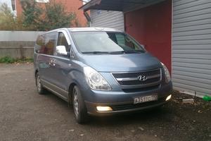 Подержанный автомобиль Hyundai Starex, хорошее состояние, 2008 года выпуска, цена 960 000 руб., Клин