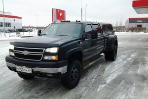 Подержанный автомобиль Chevrolet Silverado, хорошее состояние, 2006 года выпуска, цена 2 500 000 руб., Санкт-Петербург