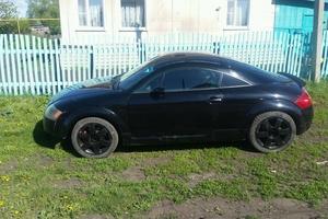 Подержанный автомобиль Audi TT, хорошее состояние, 2002 года выпуска, цена 310 000 руб., Пенза