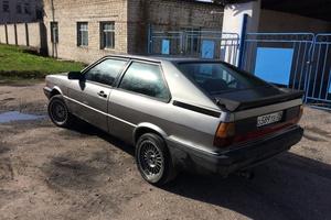 Автомобиль Audi Coupe, хорошее состояние, 1986 года выпуска, цена 90 000 руб., Калининград