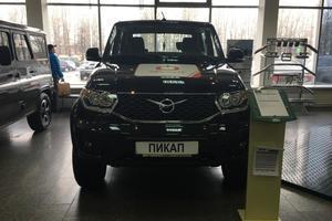 Авто УАЗ Pickup, 2017 года выпуска, цена 839 000 руб., Санкт-Петербург