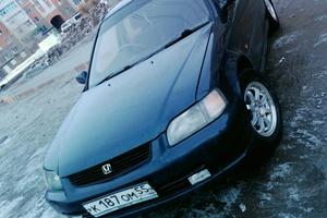 Автомобиль Honda Domani, среднее состояние, 1993 года выпуска, цена 110 000 руб., Омск