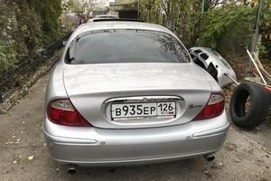 Автомобиль Jaguar S-Type, хорошее состояние, 2002 года выпуска, цена 400 000 руб., Ставропольский край