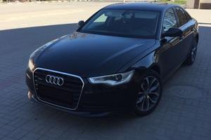 Подержанный автомобиль Audi A6, отличное состояние, 2011 года выпуска, цена 1 250 000 руб., Ростов-на-Дону