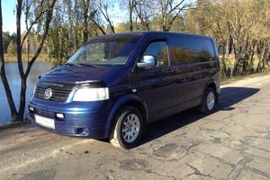 Подержанный автомобиль Volkswagen Transporter, отличное состояние, 2005 года выпуска, цена 510 000 руб., Смоленск