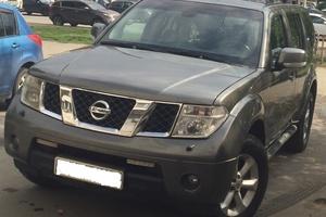 Подержанный автомобиль Nissan Pathfinder, отличное состояние, 2008 года выпуска, цена 850 000 руб., Челябинск