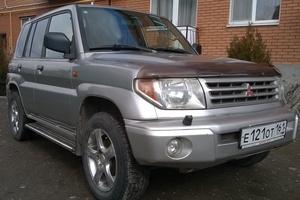 Автомобиль Mitsubishi Pajero Pinin, хорошее состояние, 2003 года выпуска, цена 440 000 руб., Ростов-на-Дону