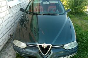 Автомобиль Alfa Romeo 156, хорошее состояние, 1997 года выпуска, цена 123 000 руб., Брянск