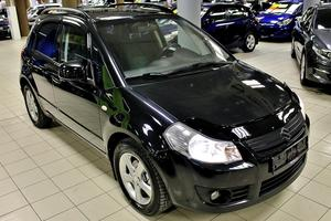 Авто Suzuki SX4, 2007 года выпуска, цена 444 444 руб., Москва