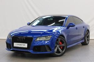Подержанный автомобиль Audi A7, отличное состояние, 2012 года выпуска, цена 1 700 000 руб., Санкт-Петербург