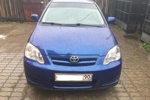 Подержанный автомобиль Toyota Corolla, хорошее состояние, 2004 года выпуска, цена 420 000 руб., Щелково