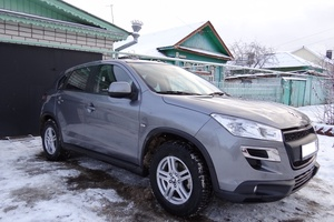 Автомобиль Peugeot 4008, отличное состояние, 2012 года выпуска, цена 950 000 руб., Богородск