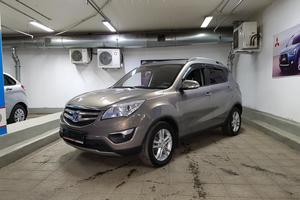 Авто Changan CS35, 2014 года выпуска, цена 565 000 руб., Москва