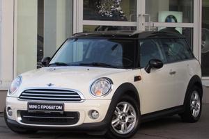 Авто Mini Clubman, 2012 года выпуска, цена 632 000 руб., Москва