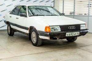 Авто Audi 100, 1988 года выпуска, цена 99 000 руб., Москва