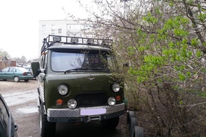 Автомобиль УАЗ 3741, хорошее состояние, 2002 года выпуска, цена 550 000 руб., Маркс