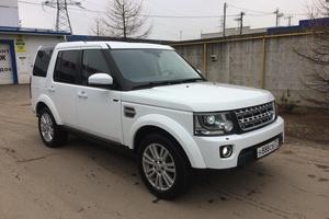 Авто Land Rover Discovery, 2014 года выпуска, цена 1 899 000 руб., Московская область