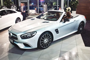 Авто Mercedes-Benz SL-Класс, 2016 года выпуска, цена 7 999 000 руб., Москва