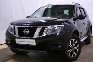 Авто Nissan Terrano, 2014 года выпуска, цена 770 000 руб., Санкт-Петербург