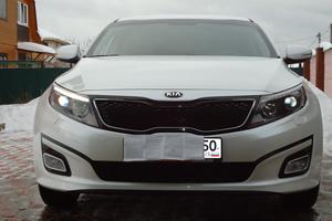 Подержанный автомобиль Kia Optima, отличное состояние, 2015 года выпуска, цена 1 450 000 руб., Раменское