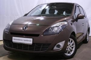 Авто Renault Scenic, 2009 года выпуска, цена 460 000 руб., Санкт-Петербург