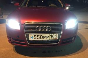 Подержанный автомобиль Audi A4, отличное состояние, 2007 года выпуска, цена 530 000 руб., Ростов-на-Дону