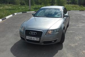 Автомобиль Audi A6, отличное состояние, 2006 года выпуска, цена 580 000 руб., Пущино