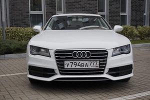 Подержанный автомобиль Audi A7, отличное состояние, 2013 года выпуска, цена 1 750 000 руб., Москва