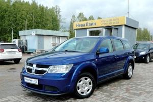 Авто Dodge Journey, 2009 года выпуска, цена 599 000 руб., Санкт-Петербург